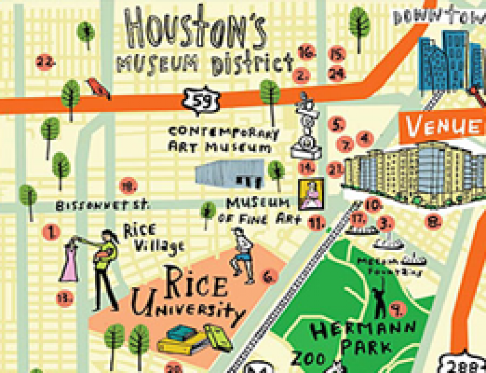 Best Places to Eat in the Museum District